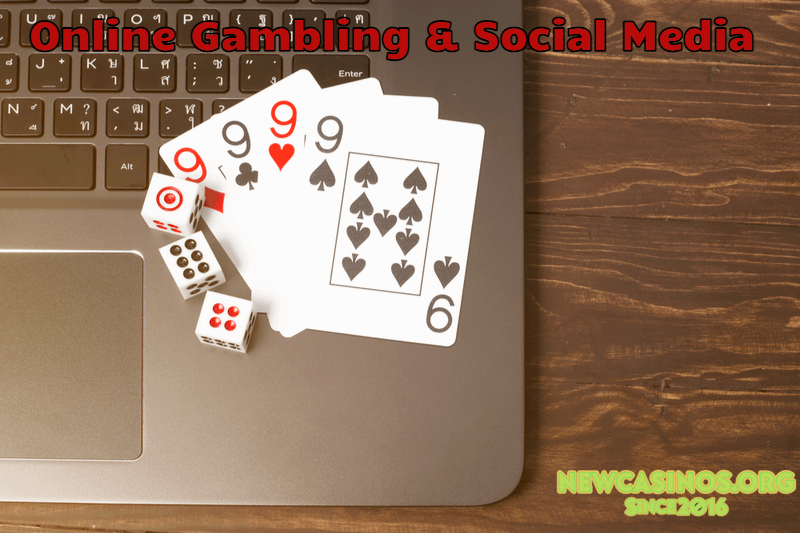 Online Gambling and Social Media