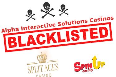 Alpha Interactive Solutions Casinos Blacklisted
