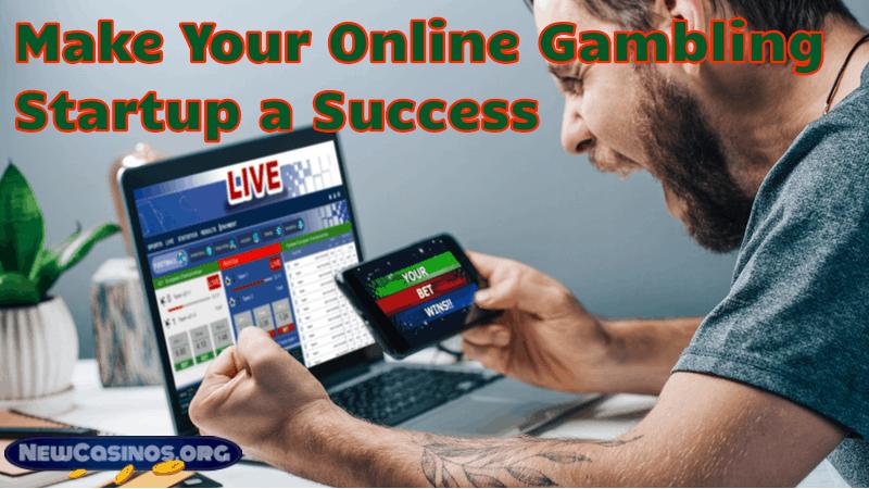 Gambling Startup