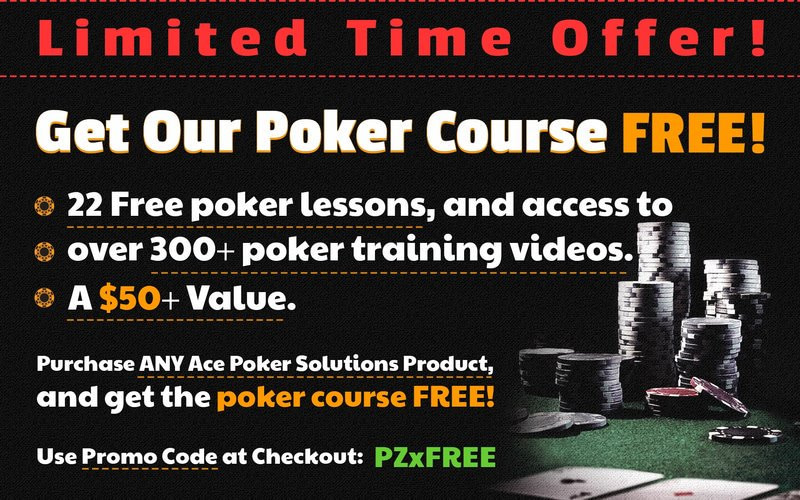 Poker Training Course
