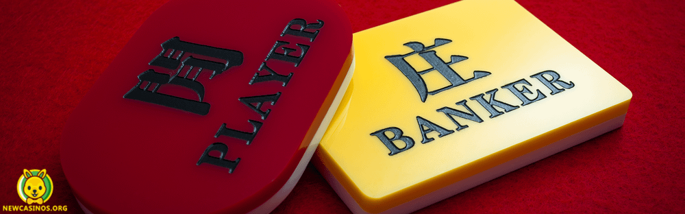 Player and Banker in Baccarat