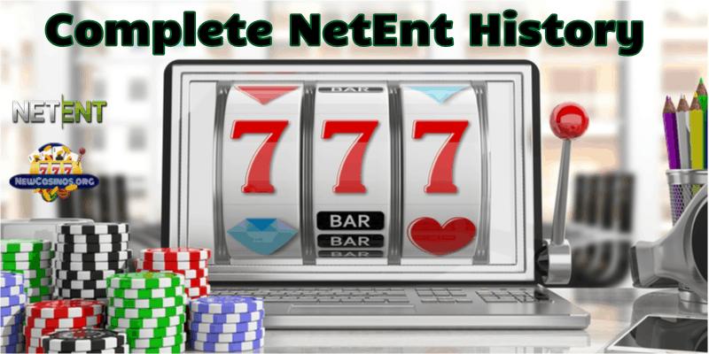 NetEnt History