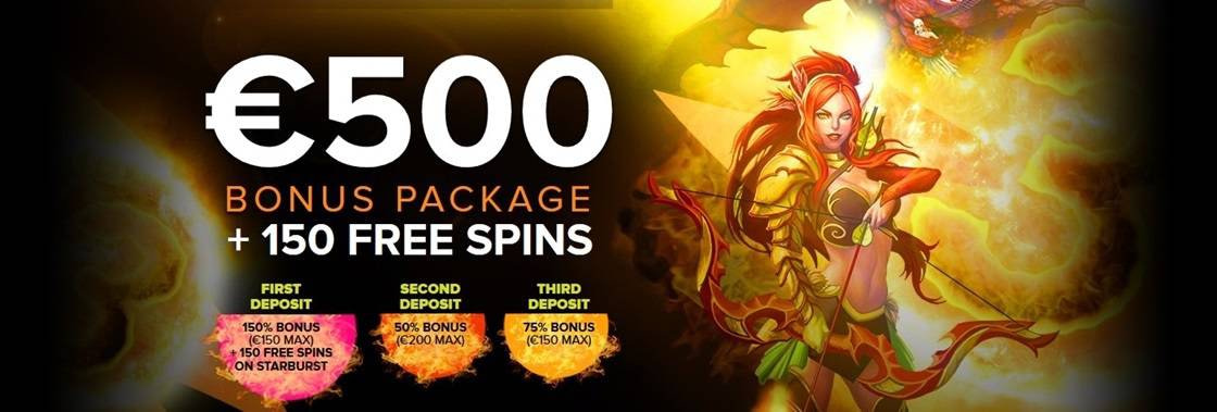 Wild Slots Welcome Bonus