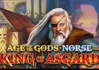 Age of the Gods – Norse: King of Asgard (Playtech)