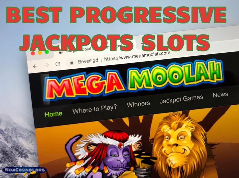 Slot Jackpot Progresif yang Menguntungkan