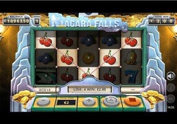 Niagara Falls Slot Cherry Paylines