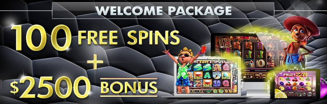 Vegas Crest Welcome Bonus