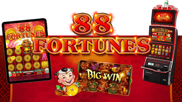 88 Fortunes slot machine for real money