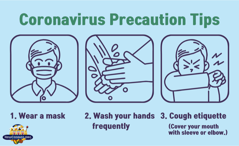 Coronavirus Precaution Tips