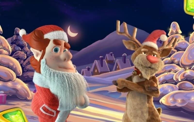 SvenBet Christmas Bonus