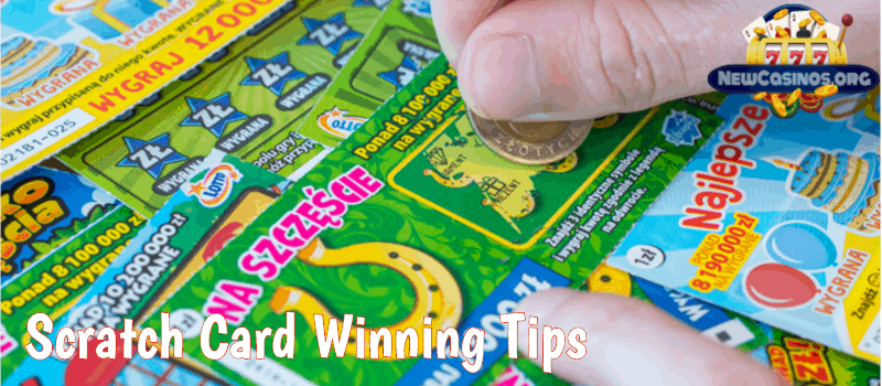 Scratch Card Tips