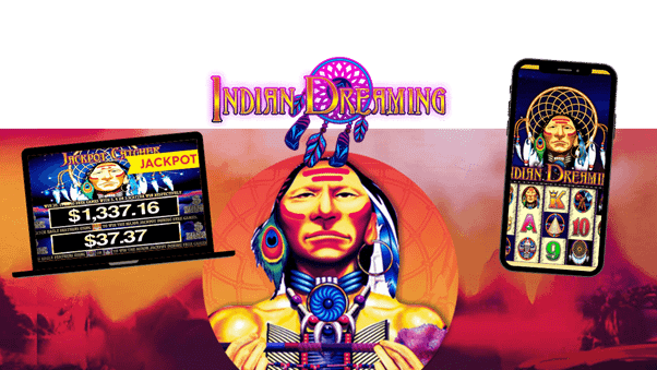 Indian Dreaming Online Pokies Real Money