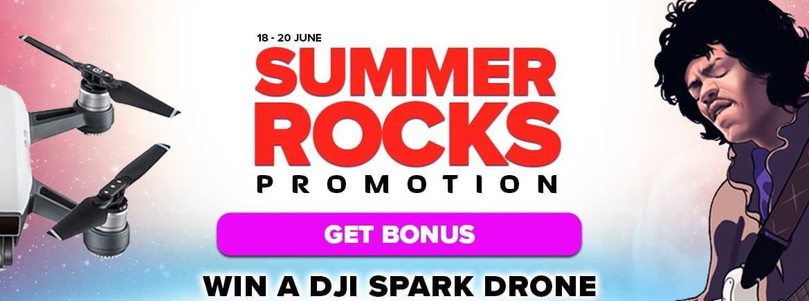 Summer Rocks Promo