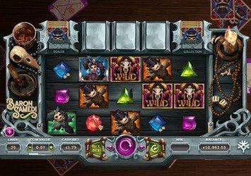 Baron Samedi Slot Game