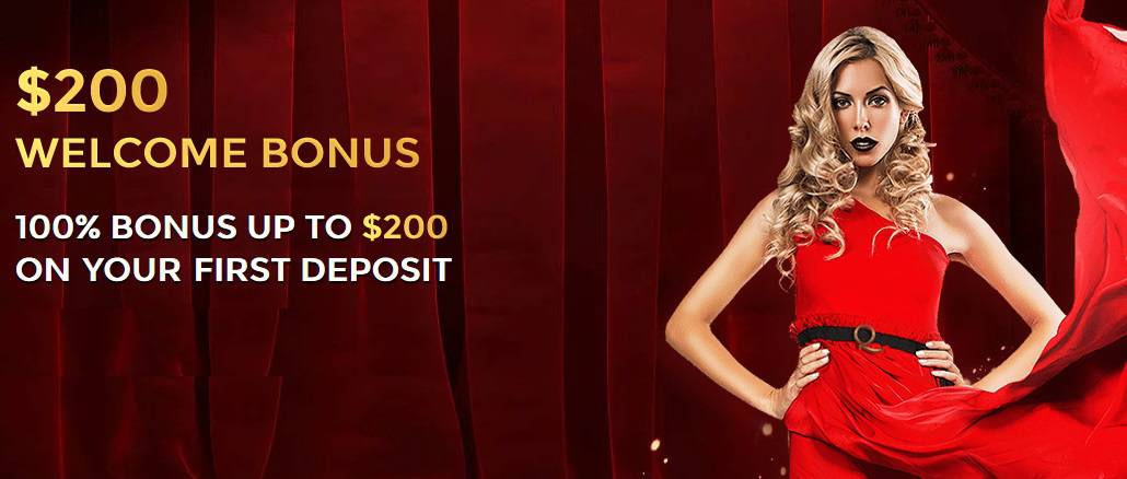 Unique Casino Welcome Bonus