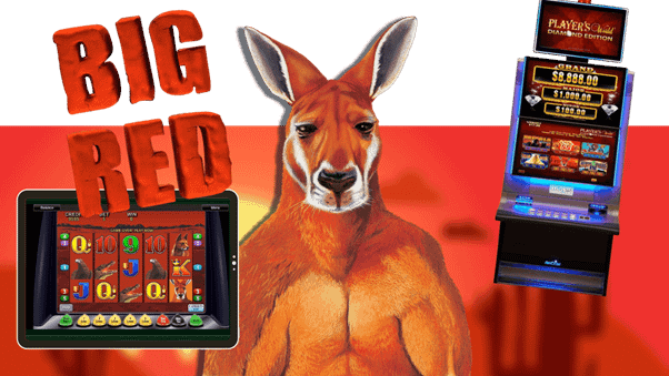 Big Red Online Pokies Real Money