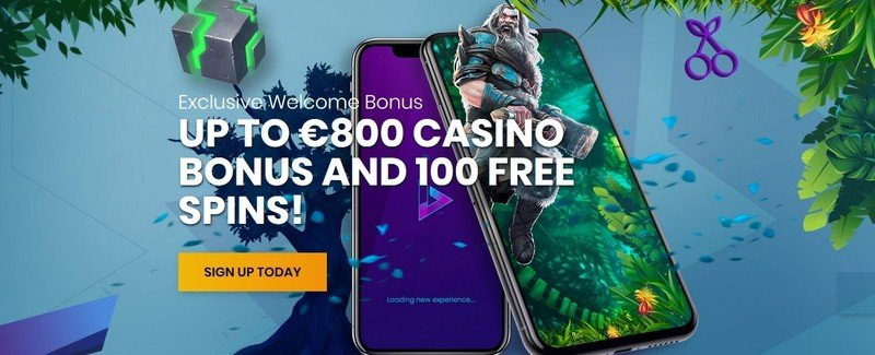 Casiplay Casino Welcome Bonus