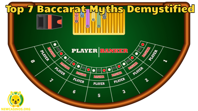 Baccarat Myths