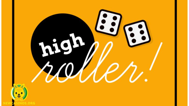 High-Roller Benefits