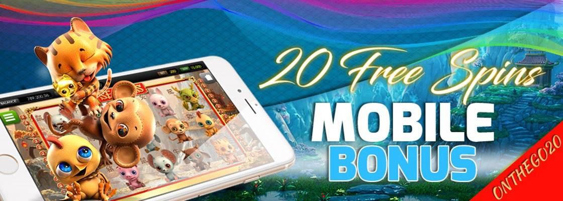 Vegas Crest Mobile Bonus