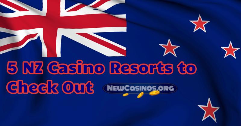 New Zealand Casino Resorts