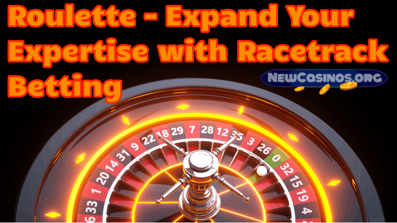 Fixed Call Bets with Roulette Racetrack Betting Table