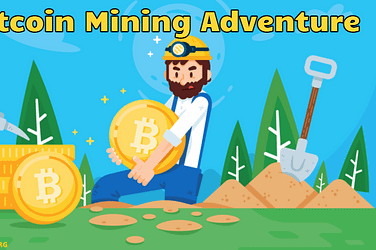 Bitcoin Mining Advanture