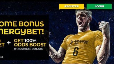 Energybet Sports Welcome Bonus