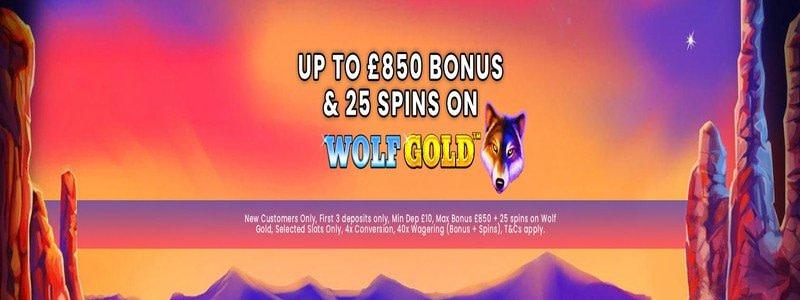 PlayUK Casino Bonus Package