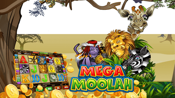 Mega Moolah slot for real money