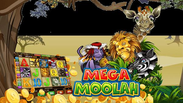 Mega Moolah slot for real money