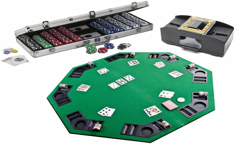 Full Poker Set