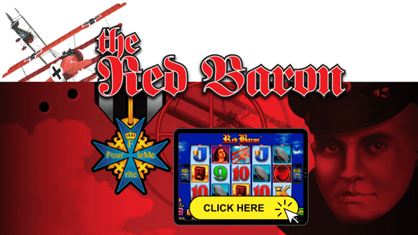 Red Baron Online Pokies Real Money
