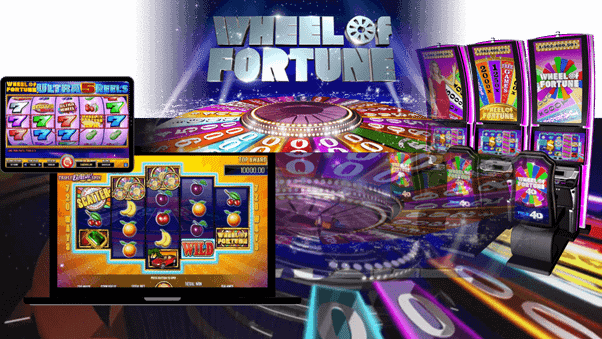 Wheel of Fortune Slot for Real Money
