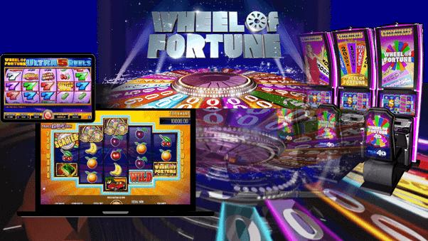Wheel of Fortune Slot for Real Money