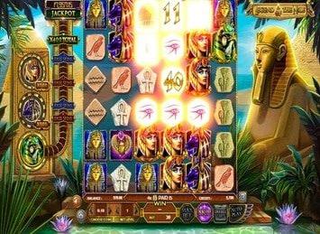 Legend of the Nile Slot Bonus