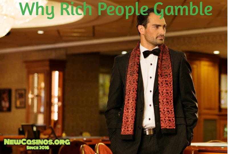 mengapa orang kaya berjudi