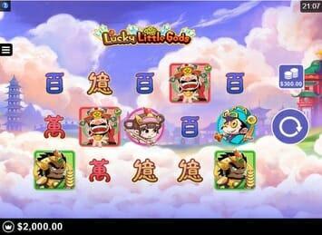 Lucky Little Gods Slot Game