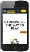 CampeonUK Mobile Casino