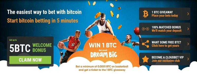 Basketball Bitcoin Giveaway