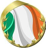 The Irish Gold Medallion