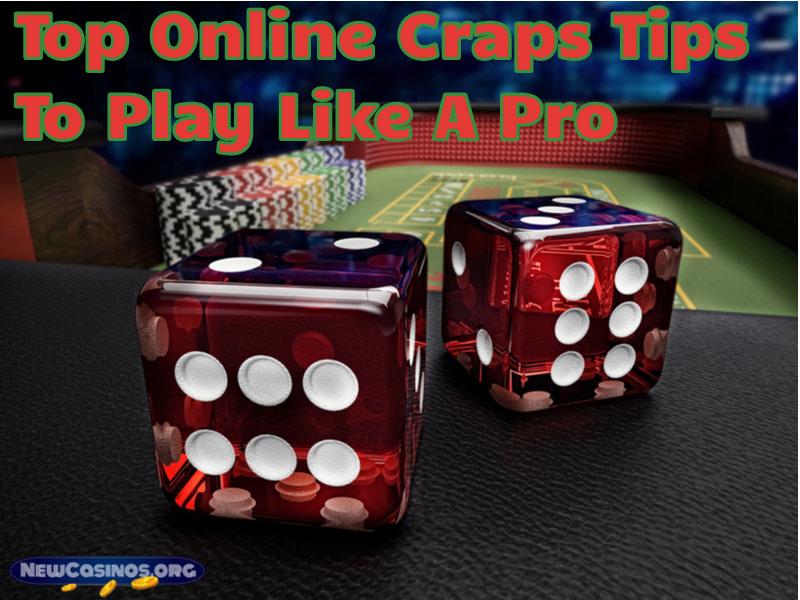 Tips Craps Online