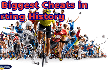 biggest cheats in sporting history
