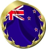 New Zealand Gold Medal
