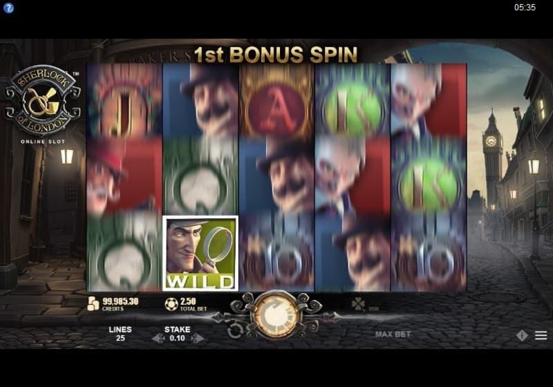 Bonus Spins Feature