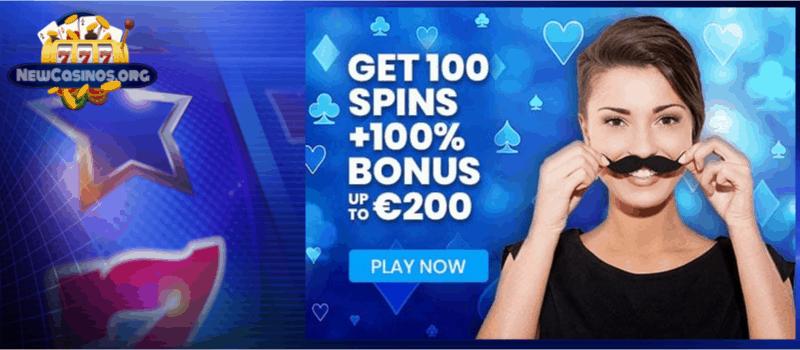 Mr Play Casino Welcome Bonus